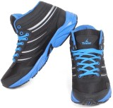 Tracer Srs-Boot-04 Black/Grey Casual Sho...