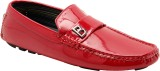 Blu Boot Divine Loafers (Red)