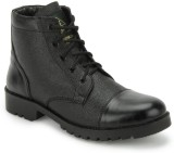 Benera ARMY STYLE ANKLE BOOT Boots (Blac...