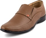 Rosso Italiano Formal Slip On (Brown)