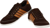 Spiky Stylish Grace Casual Shoes (Brown)