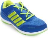 Combit Mens Running Shoes (Blue, Green)