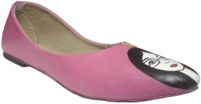 Foot Gossip Pink Beauty Bellies