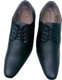 Karnavati Lace Up Shoes (Black)