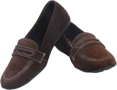 Mystique Walk Ryder Leather Loafers