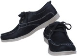 Nirosha Lifestyle Sneakers (Black)