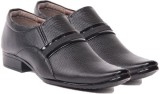 Foot n Style Fs324 Slip On Shoes (Black)