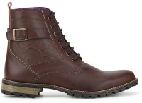 Knotty Derby Diggory Boots(Brown)