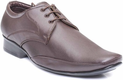 Fostelo Brown Lace Up