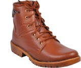 Rockins Guns Boots (Tan)