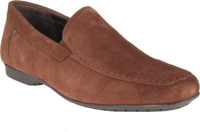 Salt N Pepper 10-506 Virtual Brown Suede Casual Shoes