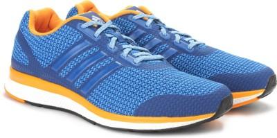 Adidas MANA BOUNCE M Men Running Shoes(Blue) at flipkart