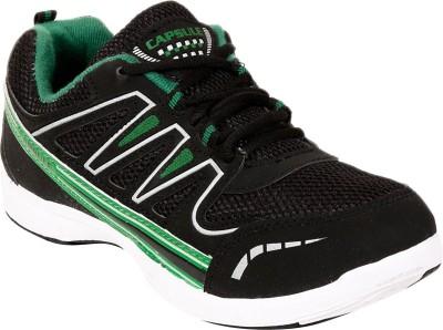 Columbus CP3 Black Green Premium Quality Running Shoes(Black, Green)