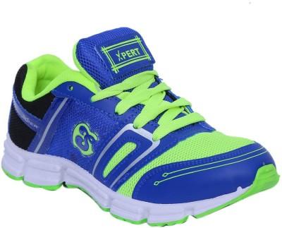 Xpert Kohinoor1 Blue Green Running Shoes