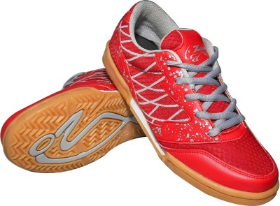 Zigaro Badminton Shoes(Red)