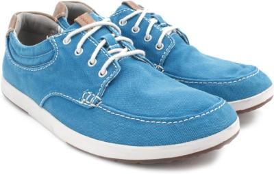 Clarks Norwin Vibe Aqua Sneakers