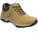 Reveller Sneakers Outdoor Shoes (Brown)