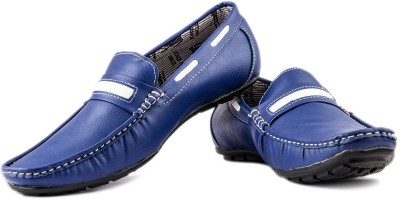 Lee Point 202 Blu Loafers