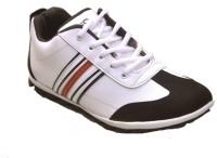 Big Wing Prank White Walking Shoes