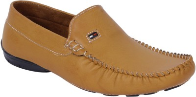 Theme United PR01_TAN Loafers