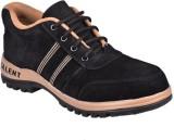 Udenchi Suede Leather Steel Toe Safety C...