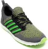 Ziesha Training & Gym Shoes (Green, Grey...