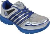 Adreno Sports 7 Running Shoes (Silver, B...