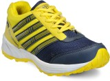 Shoe Island Sturdy Blue 'n' Yellow Sport...