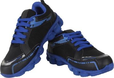 Vivaan Footwear Black-119 Running Shoes