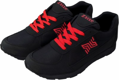 XIXE BLACK BRD MARATHON FITNESS RUNNING SPORTS Corporate Casuals, Sneakers, Outdoors, Party Wear, Dancing Shoes, Casuals(Black)