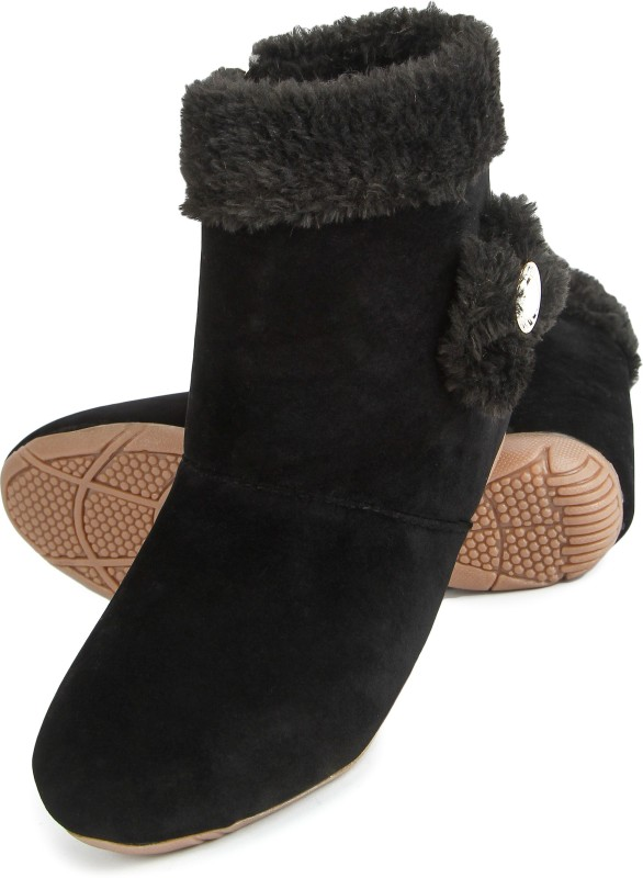 cuteNu Boots(Black)