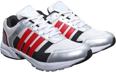 Parbat Hector-Rd-Strips Running Shoes