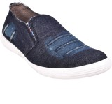 Excellent Canvas Shoes (Blue)