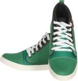 Zezile Hush Casual Shoes (Green)