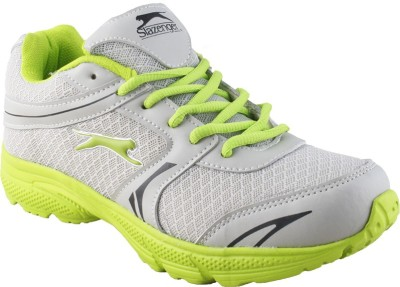 Slazenger Szr-Gry-Lime Running Shoes