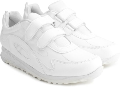 Force 10 By Liberty 9906-02T-V-WHITE Running Shoes