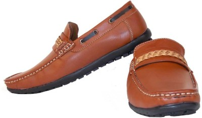 ANP Stylish Brown Loafers