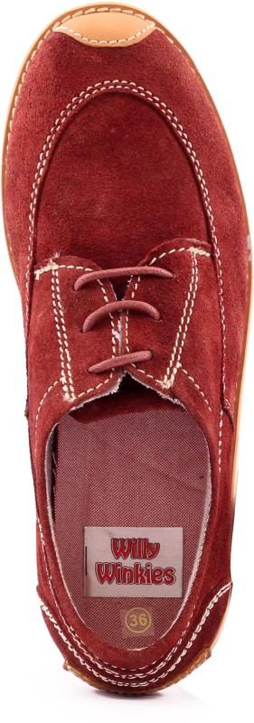 Willywinkies Sneakers(Brown)