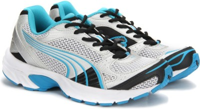 Puma Exsis II Wns IDP Running Shoes(Blue, White)