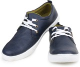 Inure Lace Up (Blue)