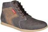 Bachini Casuals Shoes (Brown)