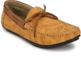 Knoos Loafers (Tan)