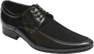 Jon Duglas Suede Leather Designer Lace Up Shoes