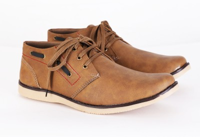 Quarks Laceup Casual Shoes