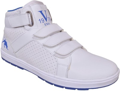 M & M Velcro Sneakers