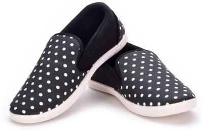 Larson Men's Black Loafers