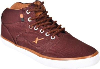 Sparx sparx 282 Casuals, Canvas Shoes, Sneakers(Brown)