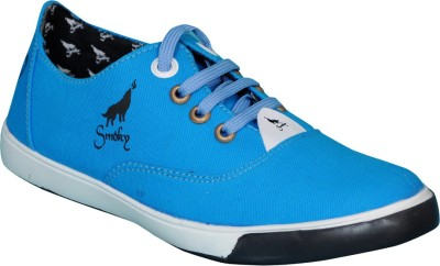 Smoky Canvas Blue Stylish shoes Canvas Shoes