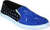 Reveller Jeans Canvas Shoes (Blue)