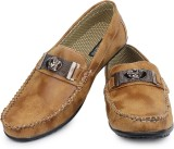 Star Style Loafers (Tan)